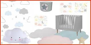 stickers étoile chambre bébé decoration etoile chambre bebe beautiful chambre enfant étoile nuage