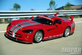 Dodge Viper 1995 - dodge viper history snakes alive rod network
