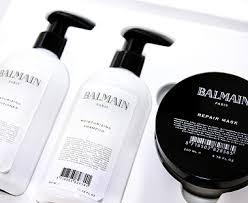 balmain hair balmain haircare hair silk perfume shoo lookfantastic