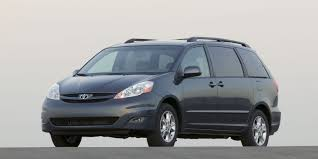 audi minivan toyota sienna recall minivans need fix to prevent rollaways