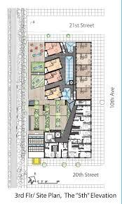 Housing Plan College Work U2014 Demos Designs