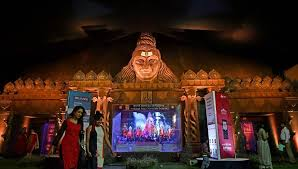 Decoration Of Durga Puja Pandal In Mumbai Your Guide To Pandal Hopping This Durga Puja Mumbai