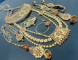 gold tone necklace set images Traditional lct kundan cz gold tone necklace bridal dulhan jewelry jpg