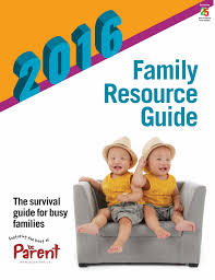 resource guide family resource guide 2016 bc parent newsmagazine
