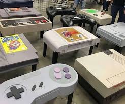 coffee table game console coffee tables