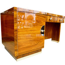 large bauhaus style partner desk for sale at 1stdibs