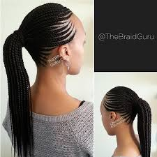 small cornrow hairstyles 2017 creative hairstyle ideas