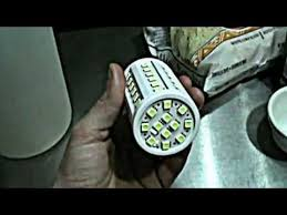 Cheap LED light bulbs from EBay Review