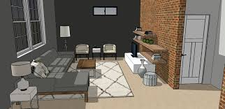 living room sketchup carameloffers