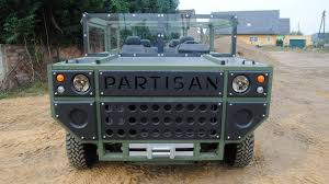 survival truck interior partisan one simplest military suv full interior exterior review