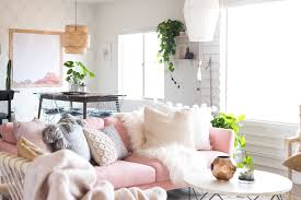 tips for mixing throw pillows in the living room satori design