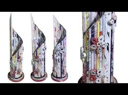 Best Out Of Waste Flower Vase Search Result Youtube Video Best Out Of Waste Craft