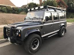 land rover defender convertible for sale 1988 land rover defender 110 for sale 2047200 hemmings motor news