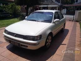toyota corolla sedan 1993 toyota corolla 1993 seg 1 6 in perak manual sedan white for rm