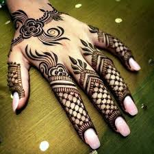 finger mehndi design that will you your