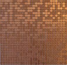 X Peel And Stick Backsplash Tile Copper Coin - Copper tiles backsplash
