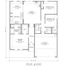 house plans 4 bedroom 2 bathroom savae org