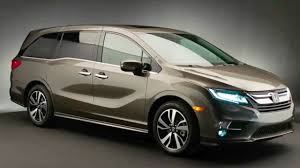 Interior Of Honda Odyssey 2018 Honda Odyssey Walk Around Exterior U0026 Interior Youtube