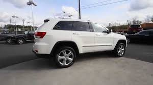 2011 jeep grand white 2011 jeep grand overland white clearcoat