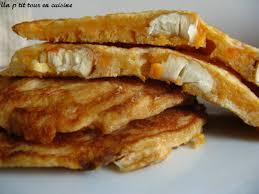 cuisiner le potiron pancakes de potiron aux châtaignes cuisine plurielles fr