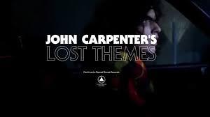filmmaker john carpenter is releasing his debut album in 2015