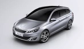 peugeot 608 estate peugeot 308 sw compact wagon revealed photos 1 of 10