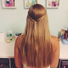 3 cute and easy back to hairstyles u2014 salut sophie