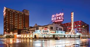 Map Of Downtown Las Vegas by The Heart Of Downtown Las Vegas El Cortez Hotel And Casino
