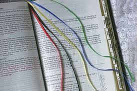ribbon bookmarks multi ribbon bookmark