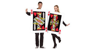 buy king and queen of hearts costume for adults