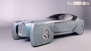 rolls royce 103ex rolls royce future concept car 2017 the visionary rolls royce
