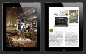 layout magazine app caffeine ipad app on editorial design served layout design