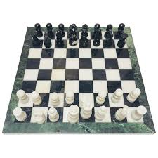 Kentucky Travel Chess Set images Swiss miniature chess table with stanhope lens for sale at 1stdibs jpg