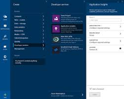 creating a microsoft application insights resource technet