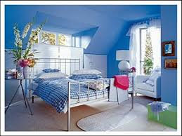 interior blue ceiling in the dining room paint sand colors kids
