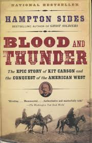 kit carson blood and thunder an interview with hampton sides
