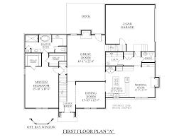 4 bedroom 2 story house plans ahscgs com