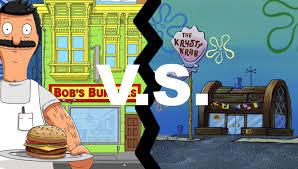 bob s burgers bob u0027s burgers or the krusty krab a methodical analysis to