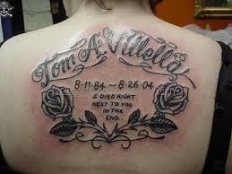 memorial tattoo ideas 4 best tattoos ever