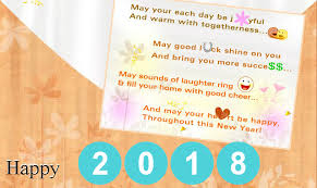 75 happy new year 2018 greeting cards ecard messages for him