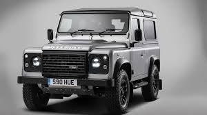 land rover defender 2019 land rover defender svx svr svautobiography on the table