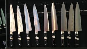 handmade japanese kitchen knives knife shopping in kappabashi savvy tokyo