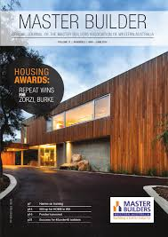 2014 master builders western australia magazine may jun by ark