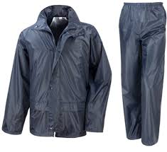 mens waterproof set mens waterproof rain coat kagool jacket coat