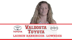 valdosta toyota used cars valdosta toyota player profile barringer
