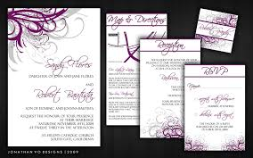 purple and silver wedding invitations purple and silver gray wedding invitations contac flickr