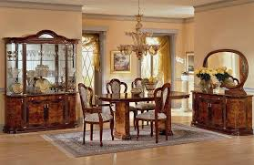 Italian Lacquer Dining Room Furniture Italian Lacquer Dining Set