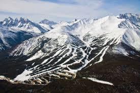Jasper National Park Canada Map by Marmot Basin Mountain Statistics Jasper National Park Canada