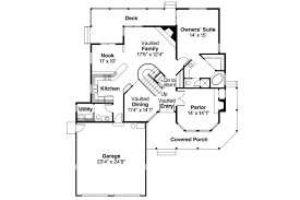 spanish floor plans country house plan corbin 10 020 from associated designs