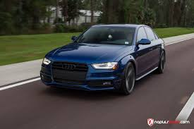 lowered cars get raud1 audi a4 lowered on vossen vfs 1 wheels u2013 advanced